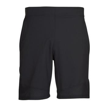 衣服 男士 短裤&百慕大短裤 Under Armour 安德玛 UA VANISH WOVEN SHORTS 黑色 / 灰色