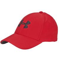 纺织配件 男士 鸭舌帽 Under Armour 安德玛 UA MEN'S BLITZING 3.0 CAP 红色 / 黑色