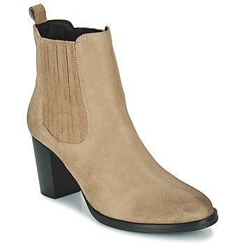 鞋子 女士 短靴 Betty London PATIS 米色
