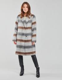 衣服 女士 大衣 Volcom PLAYEDCOAT 灰色