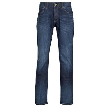 衣服 男士 直筒牛仔裤 Lee XTREM MOTION STRAIGHT FIT 蓝色