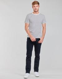衣服 男士 直筒牛仔裤 Lee BROOKLYN STRAIGHT 蓝色 / 黑色