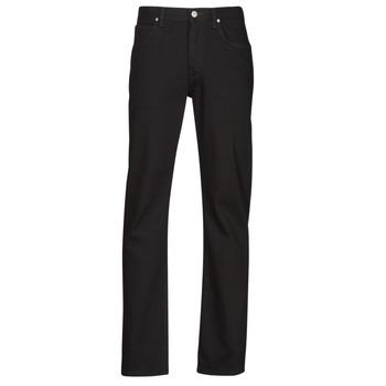 衣服 男士 直筒牛仔裤 Lee BROOKLYN STRAIGHT 黑色