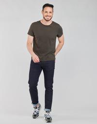 衣服 男士 直筒牛仔裤 Lee DAREN ZIP FLY 蓝色