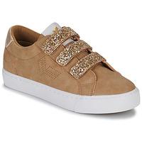 鞋子 女士 球鞋基本款 Kaporal TIPPY 驼色