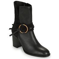 鞋子 女士 短靴 Kaporal PERCY 黑色