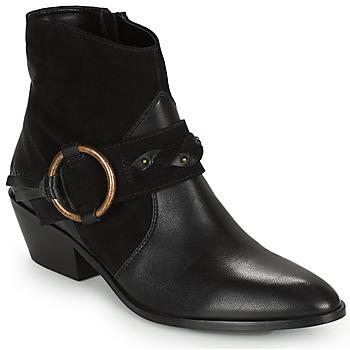鞋子 女士 短靴 Kaporal PEARL 黑色