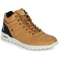 鞋子 男士 高帮鞋 Kaporal DAWSON 驼色 / 黑色
