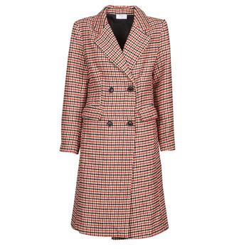 衣服 女士 大衣 Betty London PIVENE 黑色 / 红色