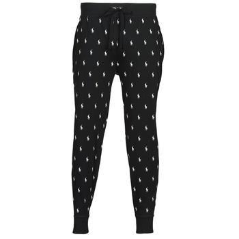 衣服 男士 厚裤子 Polo Ralph Lauren JOGGER PANT SLEEP BOTTOM 黑色