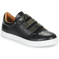 鞋子 女士 球鞋基本款 Moony Mood POLINE 黑色