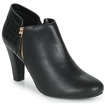 鞋子 女士 短靴 Moony Mood PERRINE 黑色