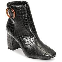鞋子 女士 短靴 Moony Mood PULIA 黑色