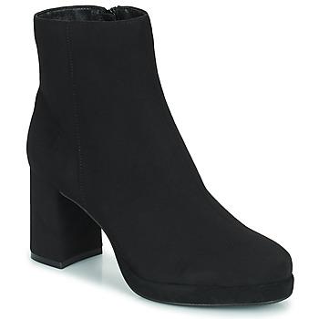 鞋子 女士 短靴 Moony Mood PORTUNA 黑色