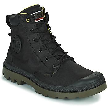 鞋子 短筒靴 Palladium 帕拉丁 PAMPA RECYCLED 黑色