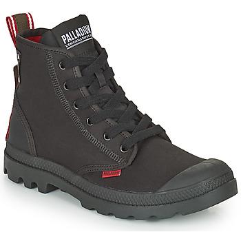 鞋子 短筒靴 Palladium 帕拉丁 PAMPA METRO 黑色