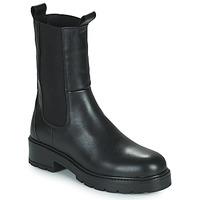 鞋子 女士 短筒靴 San Marina FINLEY 黑色