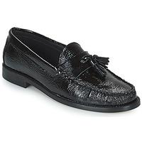 鞋子 女士 皮便鞋 San Marina LIA/VS 黑色