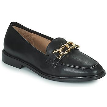 鞋子 女士 皮便鞋 San Marina MARCIE 黑色