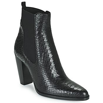 鞋子 女士 短筒靴 San Marina ALENA 黑色