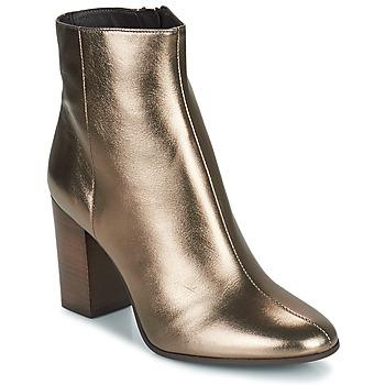 鞋子 女士 短靴 San Marina ABELLE/MET 金色