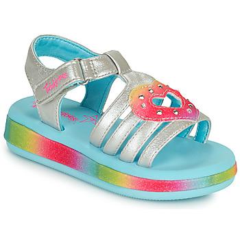 鞋子 女孩 凉鞋 Skechers 斯凯奇 SUNSHINES/FAIRY HEARTS 多彩