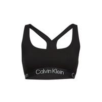 内衣 女士 胸衣 Calvin Klein Jeans UNLINED BRALETTE 黑色