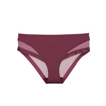 内衣 女士 底裤 DIM GENEROUS CLASSIC 紫罗兰