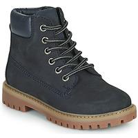 鞋子 男孩 短筒靴 Citrouille et Compagnie PACITO 蓝色