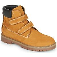 鞋子 男孩 短筒靴 Citrouille et Compagnie PAXA 驼色