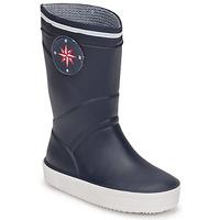 鞋子 儿童 雨靴 Citrouille et Compagnie PRADS 海蓝色