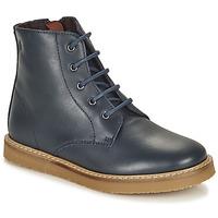 鞋子 儿童 短筒靴 Citrouille et Compagnie HATINE 海蓝色