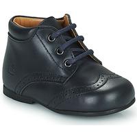 鞋子 儿童 短筒靴 Citrouille et Compagnie PAULO 海蓝色