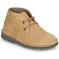 鞋子 男孩 短筒靴 Citrouille et Compagnie PILLO 米色