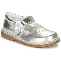 鞋子 女孩 平底鞋 Citrouille et Compagnie OTALI 银色