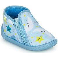 鞋子 儿童 拖鞋 Citrouille et Compagnie PIFOU 天蓝