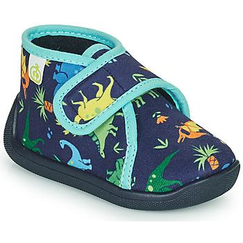 鞋子 男孩 拖鞋 Citrouille et Compagnie PASTACARBO 海蓝色
