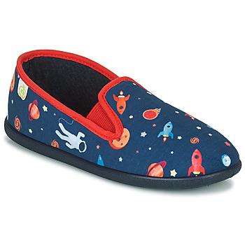 鞋子 男孩 拖鞋 Citrouille et Compagnie PAKITEL 海蓝色