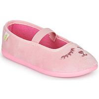 鞋子 女孩 拖鞋 Citrouille et Compagnie PIDDI 玫瑰色