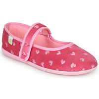 鞋子 女孩 拖鞋 Citrouille et Compagnie PIWOINE 紫红色