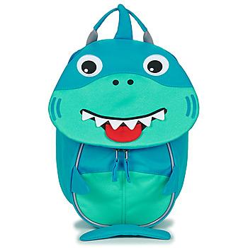 包 儿童 双肩包 Affenzahn SHARK 蓝色