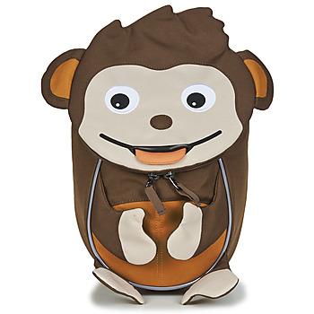 包 儿童 双肩包 Affenzahn MONKEY 棕色