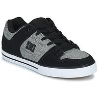 鞋子 男士 板鞋 DC Shoes PURE 灰色 / 黑色