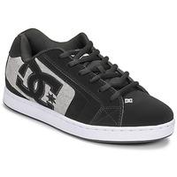 鞋子 男士 板鞋 DC Shoes NET 黑色 / 灰色