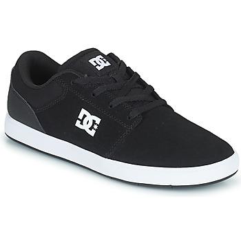 鞋子 男士 球鞋基本款 DC Shoes CRISIS 2 黑色 / 白色