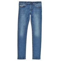 衣服 男孩 牛仔铅笔裤 Diesel 迪赛尔 SLEENKER 蓝色 / Edium