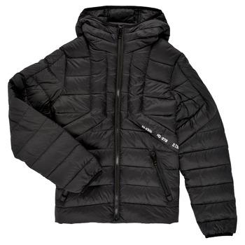衣服 男孩 羽绒服 Diesel 迪赛尔 JDWAIN 黑色