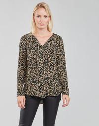 衣服 女士 女士上衣/罩衫 Vila VILUCY 棕色