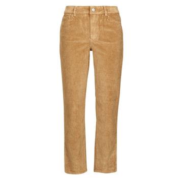 衣服 女士 直筒牛仔裤 Vila VIOTAS 棕色