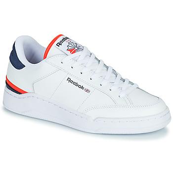 鞋子 球鞋基本款 Reebok Classic AD COURT 白色 / 蓝色 / 红色